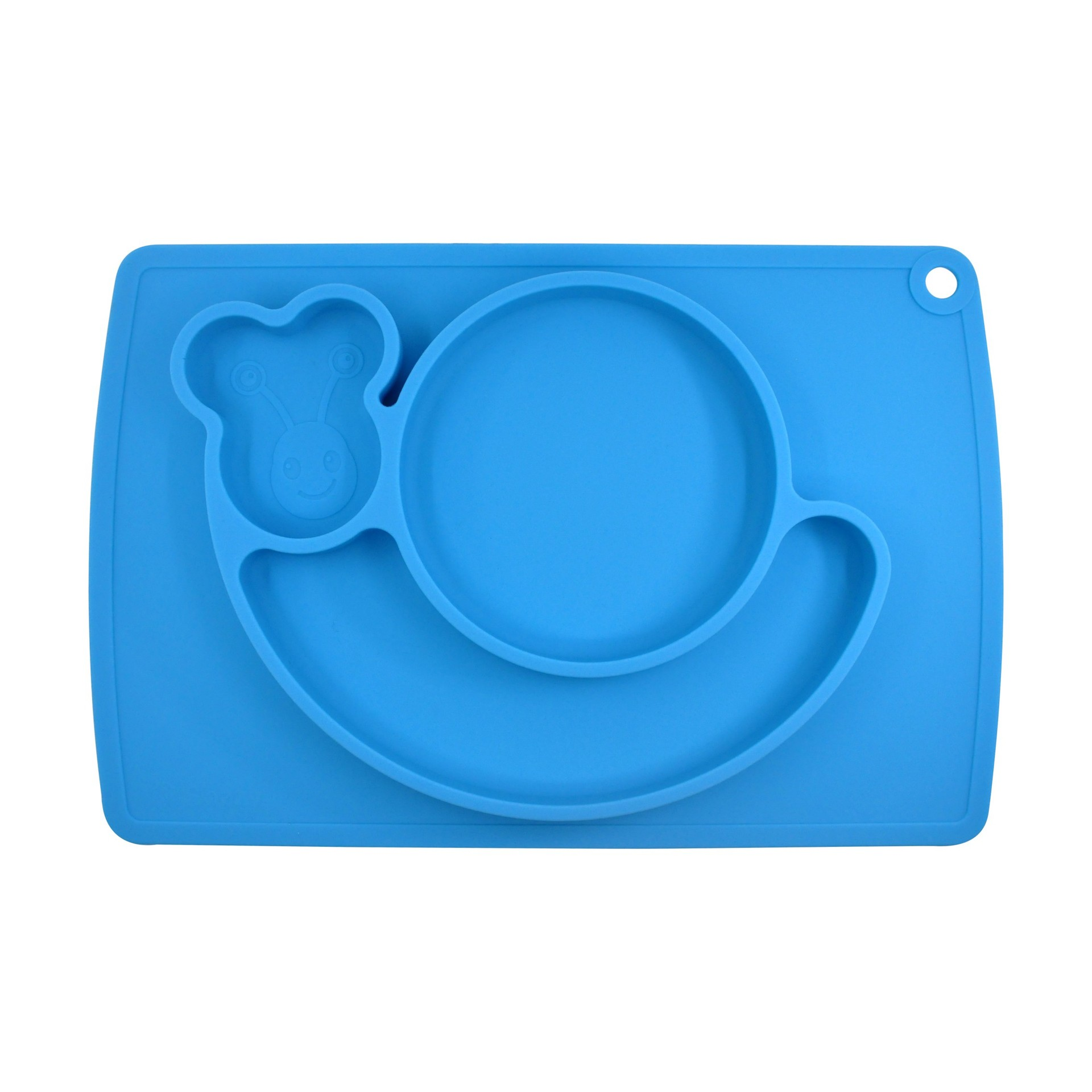 One-piece-Silicone-Baby-Placemat-Cute-Snail